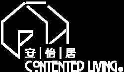 Contened Living logo white