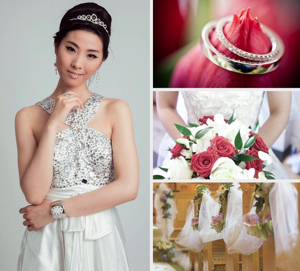 JL brides collage