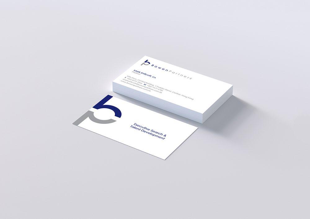 bowen partners business cards