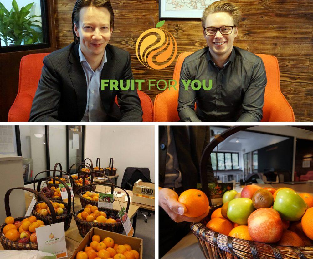 fee creative - fruit for you website