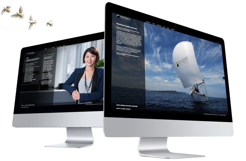 newquest web design